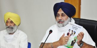 Sukhbir Badal asks Rahul Gandhi why he played fixed match over Farm Laws