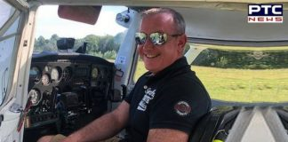 plane crashed : Pilot dies after crashing his light aircraft in Lake District hills