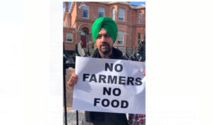 kisan bill protest in Ireland