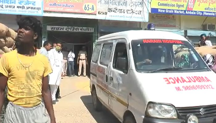 Trader Commits Suicide in Ambala of Haryana Ambala Breaking News