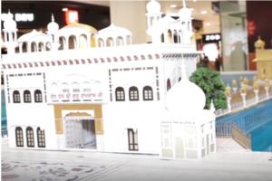 ਸ੍ਰੀ ਹਰਿਮੰਦਰ ਸਾਹਿਬ ਦਾ 'ਅਲੌਕਿਕ ਮਾਡਲ'