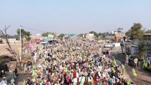 Farmer Gajjan Singh Death of a heart attack during Farmers Delhi Protest