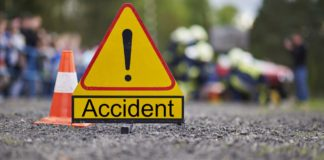 Two person died in road accident in sangrur
