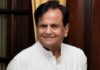 Congress veteran Ahmed Patel dies at 71 after battling Covid-19