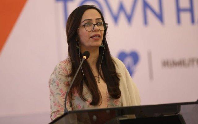Alia Zafar becomes the first female director of PCB