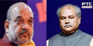 Home Minister Amit Shah and Narendra Tomar between meeting ended