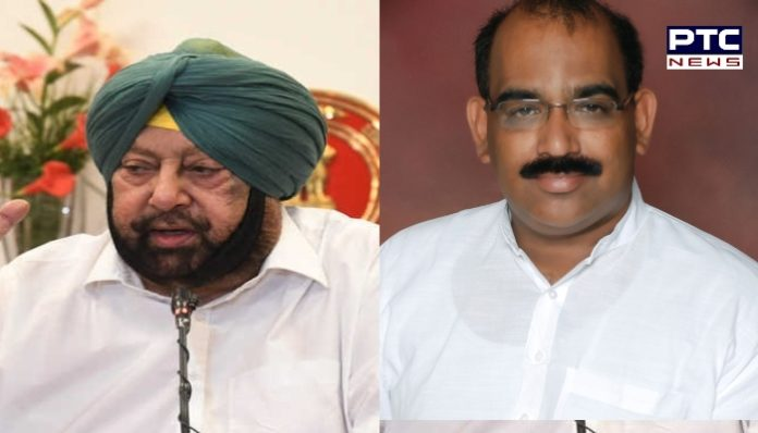 Captain Amarinder tells Ashwani Kumar to stop fuelling anger among Punjab farmers