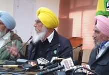 2 lakh farmers and 26000 women will march to Delhi Protest on November 23 : BKU Ugrahan