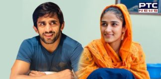 Indian wrestlers Bajrang Punia, Sangeeta Phogat to tie knot this November