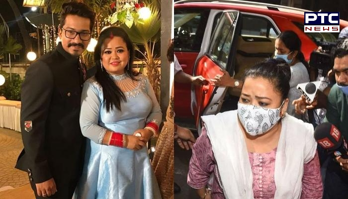 Bollywood Drug Case: Comedian Bharti Singh and her husband Haarsh Limbachiyaa have been granted bail by a Special NDPS court in Mumbai.