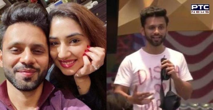 Bigg Boss 14: Rahul Vaidya proposes Disha Parmar on her birthday