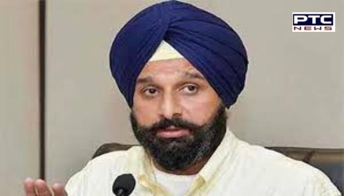 Central government's withdrawal of Z Plus security from senior SAD leader Bikram Majithia