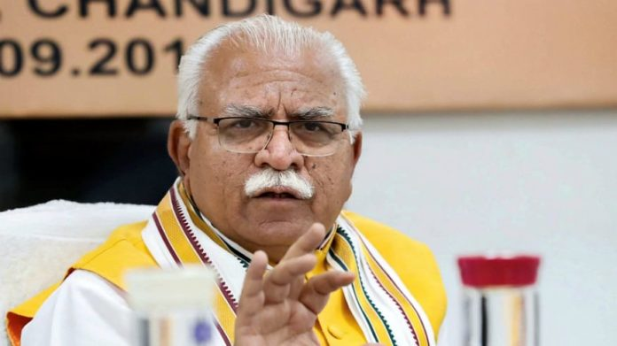 Delhi Chalo Agitation: To avoid movement of farmers, Haryana CM Manohar Lal Khattar announced the state will seal its border with Punjab.