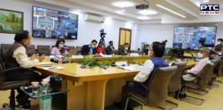 Harsh Vardhan reviews COVID-19 situation with CMs, Health Ministers of 7 States