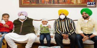 Captain Amarinder Singh meets Punjab sensation Noor, extends festival greetings