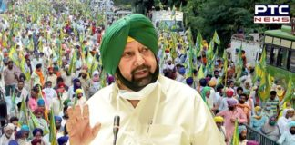Captain Amarinder Singh hails Centre's decision to call Kisan Unions for further talks