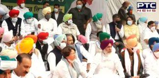 Governor should have sent Bills to the President: Captain Amarinder Singh