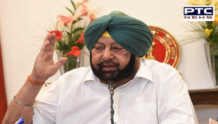 Captain Amarinder Singh welcomed Centre's decision to talk with Kisan Unions on Farm Laws after farmers lift rail roko agitation to trains services in Punjab.
