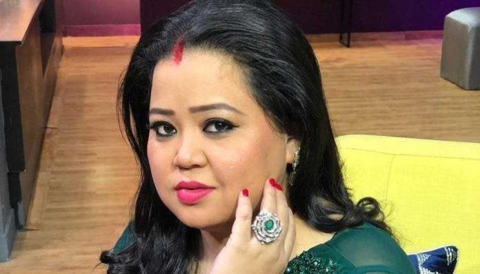 Comedian Bharti Singh
