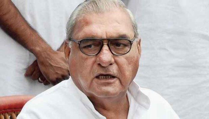 Hooda on Ahmed Patel death