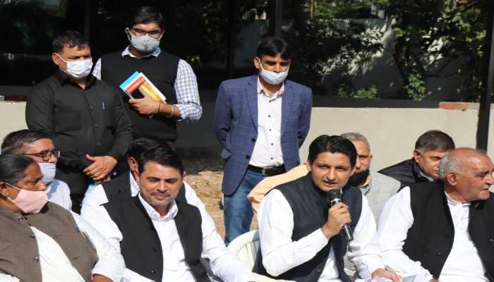 Congress MP Deepender Hooda