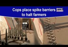 Delhi Chalo: Cops place spike barriers to halt farmers