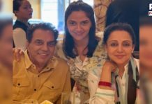 Dharmendra and Hema Malini's daughter Ahana Deol gives birth to twins