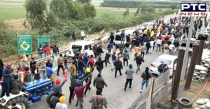 Dilli Chalo: Punjab farmers enter Haryana, cops fail at Shambhu border