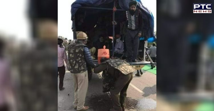 Farmers Protest: 'Dilli Chalo' agitation photos of cops using water cannons, tear gas shells against Punjab farmers are hawking social media.