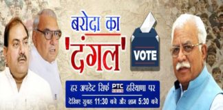 Baroda by election