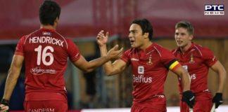 FIH Pro League (men): Belgium completes a double against Great Britain