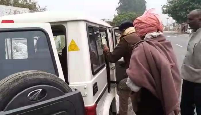 Farmer Leader Taken in Custody