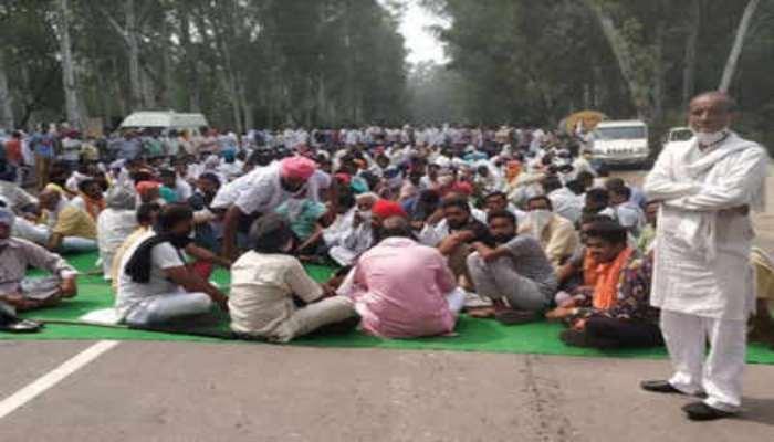 Farmer Delhi March