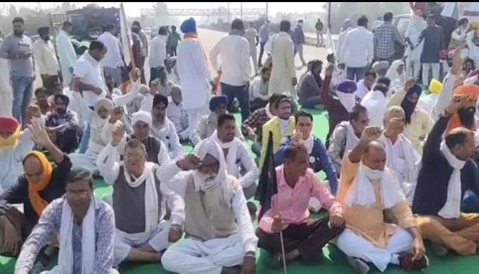 Haryana Farmers Protest Update