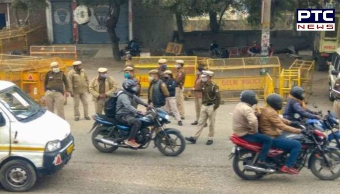 Farmers Protest in Delhi, security at Delhi border to stop farmers agitation