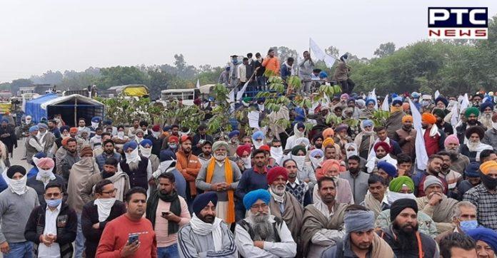 Dilli Chalo: Punjab farmers granted entry in Delhi