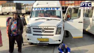 Farmers Protest In Delhi : Heavy barricading by police on Haryana side at Shambhu border