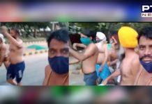 Indore farmers protest Out Parliament House in Delhi, Delhi Police arrest 24 farmers