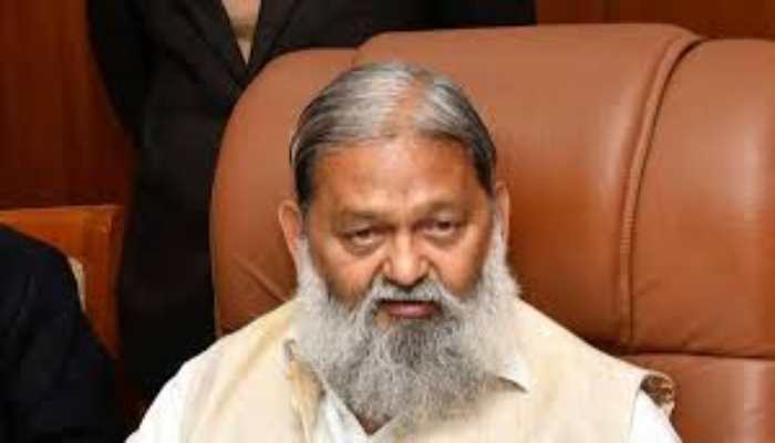 Black Flags Shown to Anil Vij