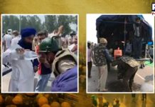 Dilli Chalo agitation: Water for farmers' use, is also for cops; cannon
