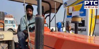 Free Petrol to Farmers