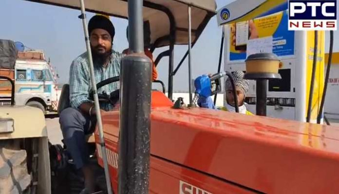 Free Petrol to Farmers