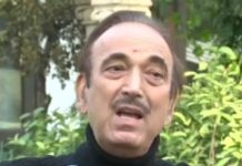 Congress is on its lowest in the last 72 years: Ghulam Nabi Azad