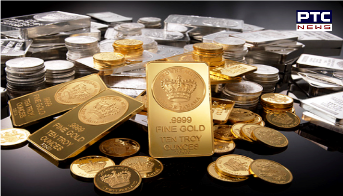 Gold and Silver Price in India: The gold and silver prices in India continued to fall for a third consecutive day on Wednesday.