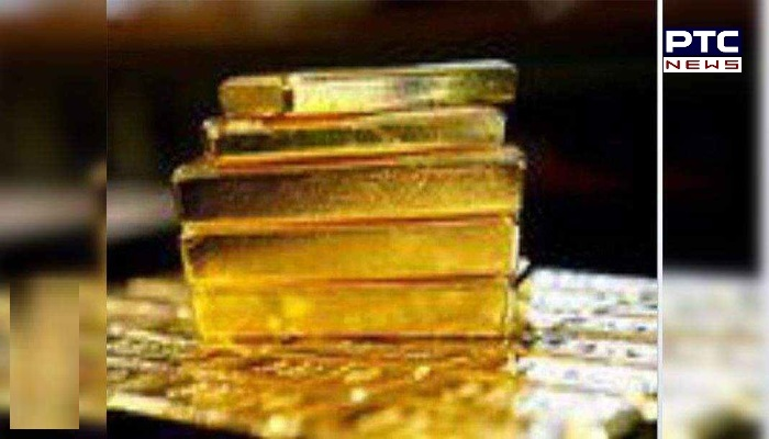 DRI recovers 66.4 kg smuggled gold worth Rs 35 cr from truck