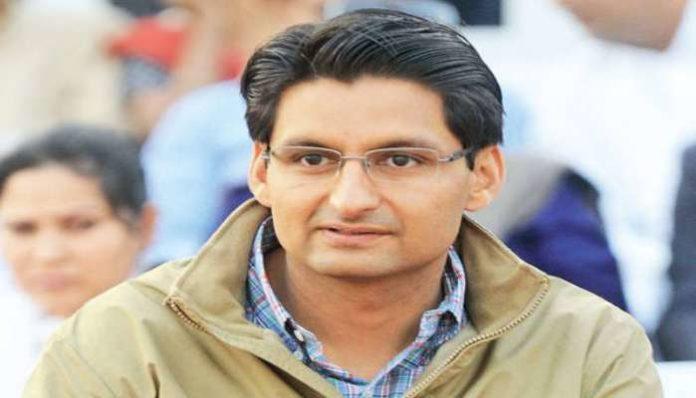 Congress Leader Deepender Hooda
