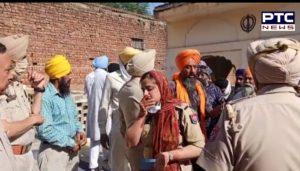 Police arrest woman for beadbi of Guru Granth Sahib Ji in Devi Nagar of Dera Bassi