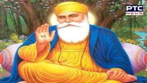 Guru Nanak Dev's Gurpurab