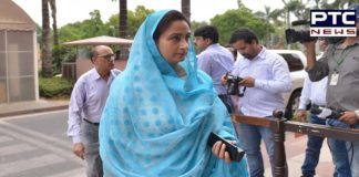Harsimrat Kaur Badal and other MPs seek separate discussion on farmers' issue in Parliament
