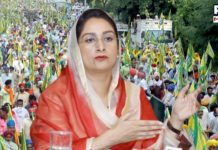 Harsimrat Kaur Badal asks Centre and State to rush urea to farmers